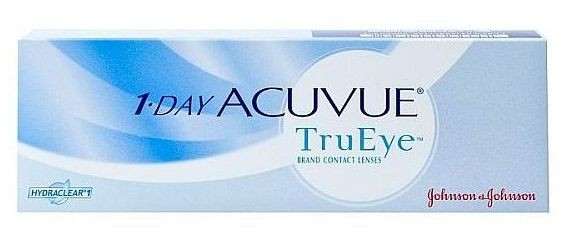 1Day Acuvue True Eye 30 tk