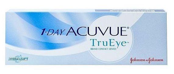 1Day Acuvue True Eye 30 tk - TÜHJENDUSMÜÜK