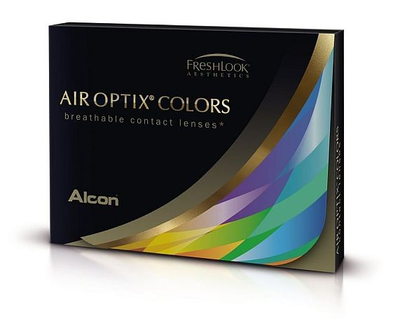 Air Optix Colors 2 tk