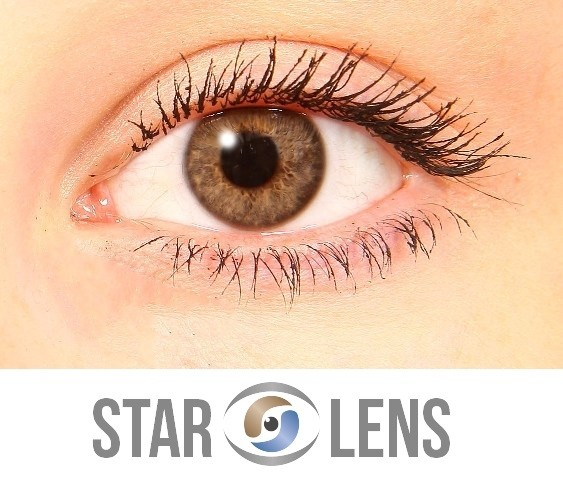 Starlens Definitive 74UV RX eritellimus kuni 6-kuune pupilliavata 1 tk