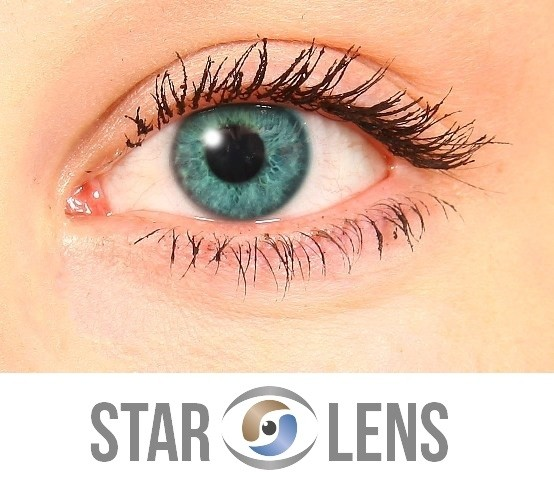 Starlens Zeiss Contact Day 30 pupilliavaga 1 tk