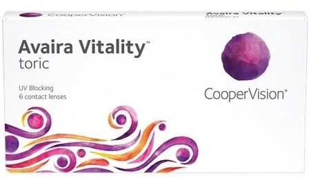 Avaira Vitality Toric 3 tk