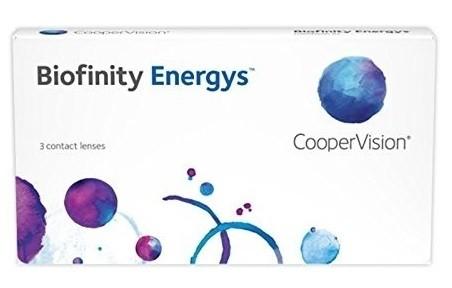Biofinity Energys 3 tk + ostes 2 pakki (6 läätse) on kingituseks OnlyOne Unica Plus 360 ml ja konteiner