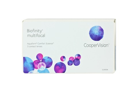 Biofinity Multifocal 1 tk