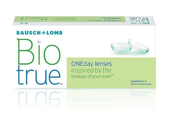 Biotrue ONEday 30 tk