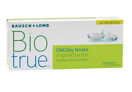 Biotrue ONEday for Presbyopia 30 tk.