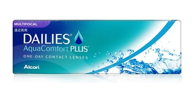 Dailies Aqua Comfort Plus Multifocal 30 tk
