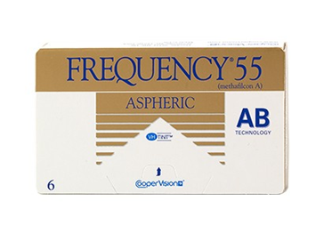 Frequency 55 AB Aspheric 3 tk