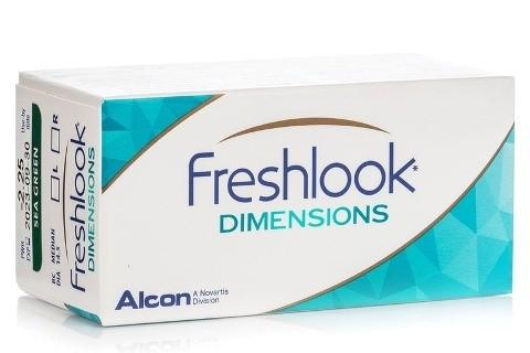 FreshLook Dimensions 0,00 2 tk