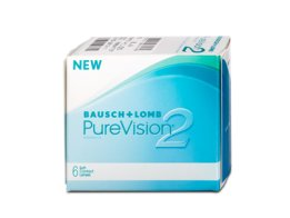 PureVision 2HD 6 tk