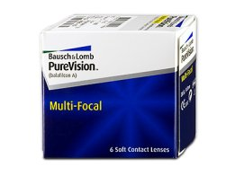 PureVision Multifocal 6 tk
