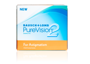 PureVision 2HD for Astigmatism 1 tk