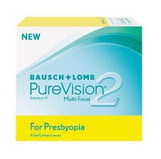 PureVision 2HD Multifocal for Presbyopia 3 tk