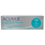 Acuvue Oasys 1-Day with HydraLuxe 30 tk