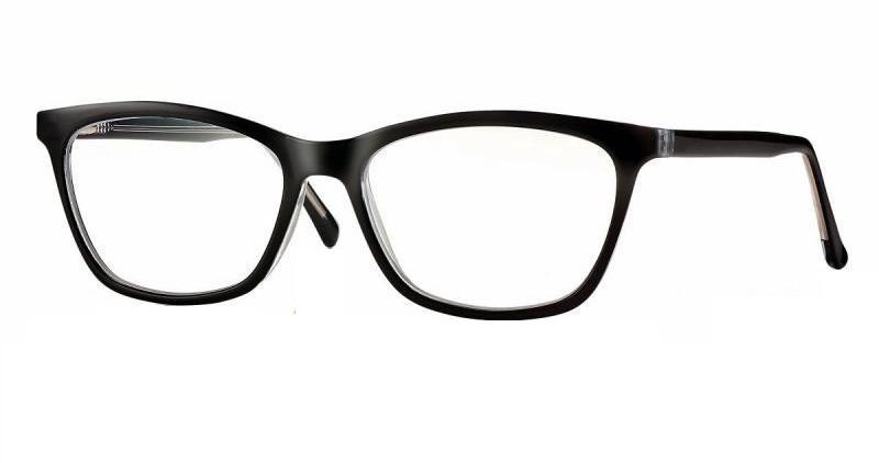 Cat-Eye F0216 Black/Crystal Blue Light Filter 0,0